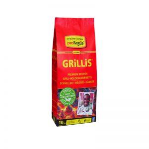 Sommerhit-Grill-Holzkohle-Briketts 10 Kg