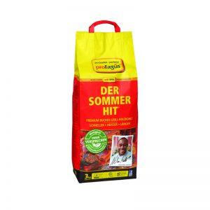 Sommerhit-Grill-Holzkohle 2,5 KG