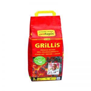 Sommerhit-Grill-Holzkohle-Briketts 2,5 Kg