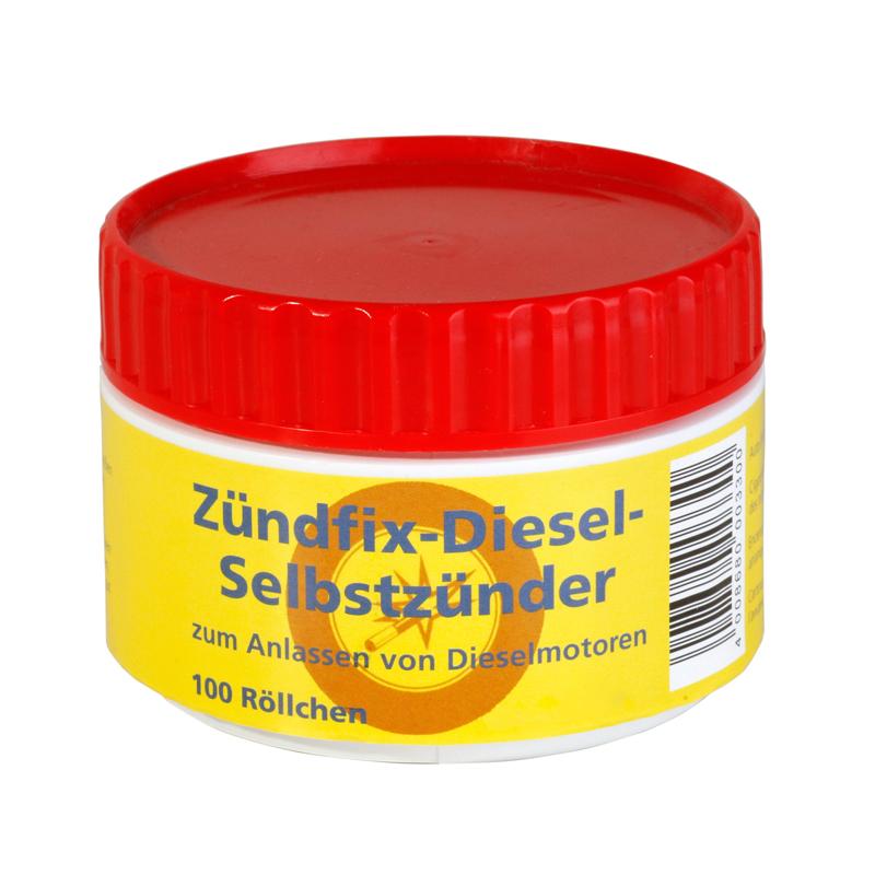 Zündfix Diesel-Selbstzünder