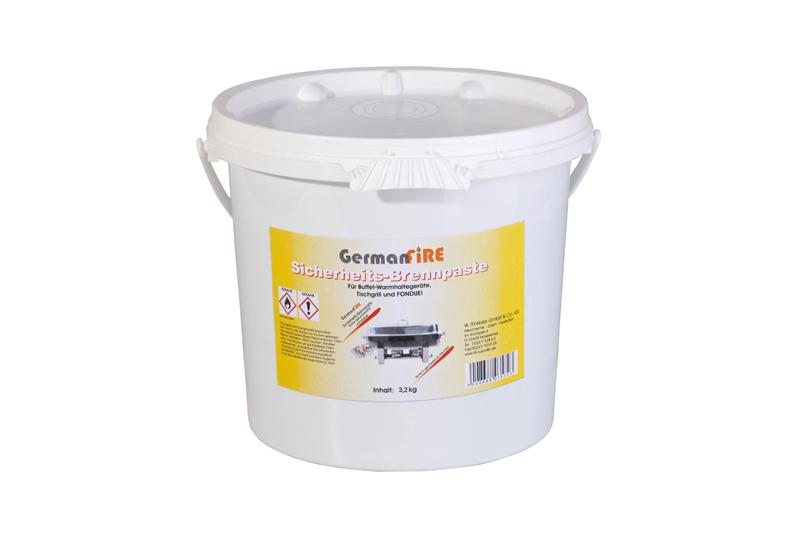 Sicherheitsbrennpaste Germanfire 3,2 kg