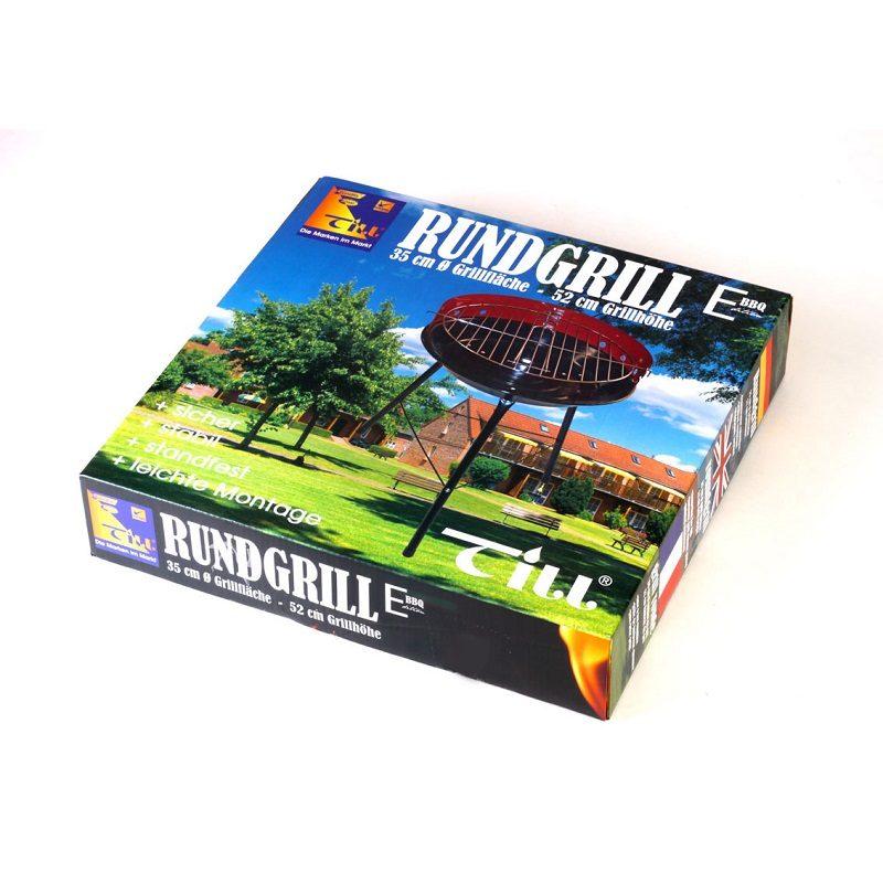 Rundgrill/ Holzkohlegrill