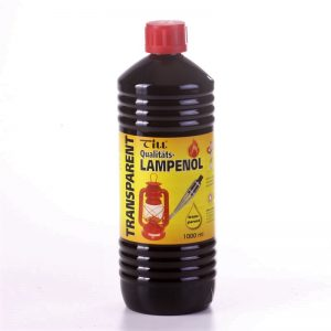 Till-Lampenöl transparent 1 L Flasche