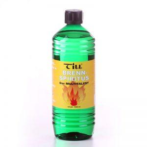 Till Brennspiritus in der 1-Liter-Flasche