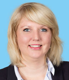 Portrait von Heike Rinklake
