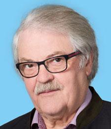 Portrait von Wilhelm Rinklake